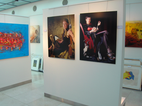Holland art gallery amsterdam u els castelijns